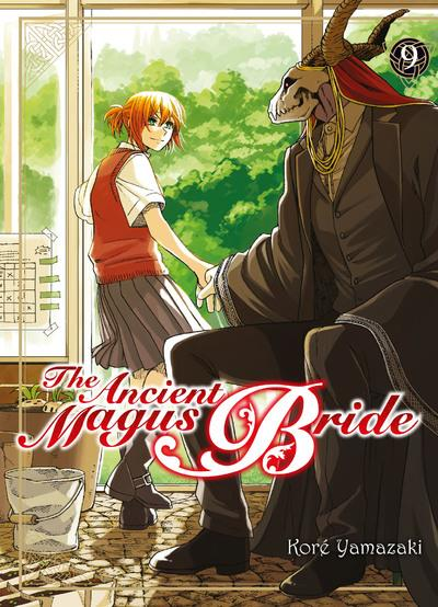 THE ANCIENT MAGUS BRIDE - TOME 9 - 09